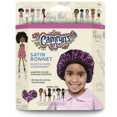 Assorted satin beanie for kids (CAMRYN'S BFF)