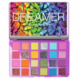 BE YOUR SELF Palette 24 fards avec miroir DREAMER 22g