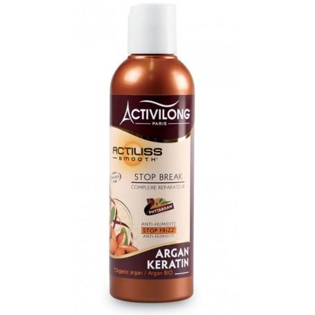 Lotion anti-casse Kératine STOP BREAK (ACTILISS) 200ml