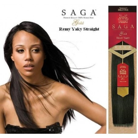 SAGA tissage REMY YAKY (Gold)