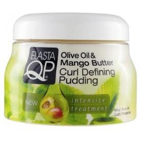 Elasta QP Crème capillaire définition boucle 425g (Pudding)