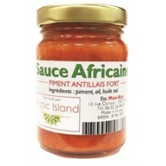 Sauce africaine PIMENT ANTILLAIS FORT 100g