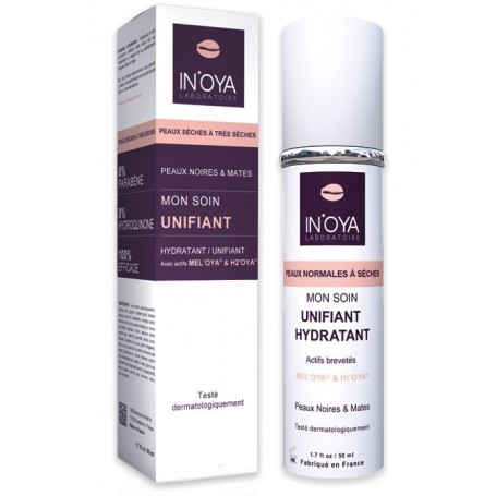 INOYA Soin unifiant hydratant 50ml