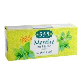 PALAIS IMPÉRIAL Menthe séchée du Maroc 40g