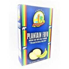 Farine de Plantain TROPICWAY 600g