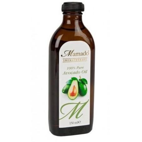 MAMADO Huile d'Avocat 100% NATURELLE (Avocado) 150ml