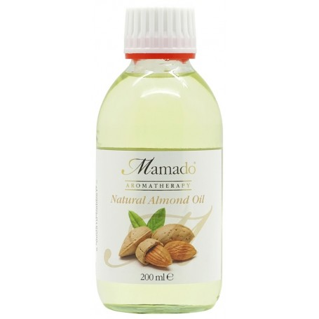 Mamado Huile d'Amande 100% pure (Almond) 2000ml