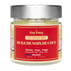 EASY POUSS Huile vierge de COCO 100% PURE 200ml