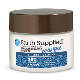 EARTH SUPPLIED Masque Fortifiant & lissant 355ml