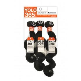 "SENSUAL tissage 7A BODY WAVE 3PCS 12"", 14"", 16"" (YOLO365)"