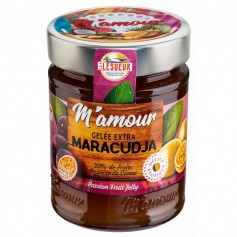 Confiture extra de MARACUDJA M'AMOUR 325g