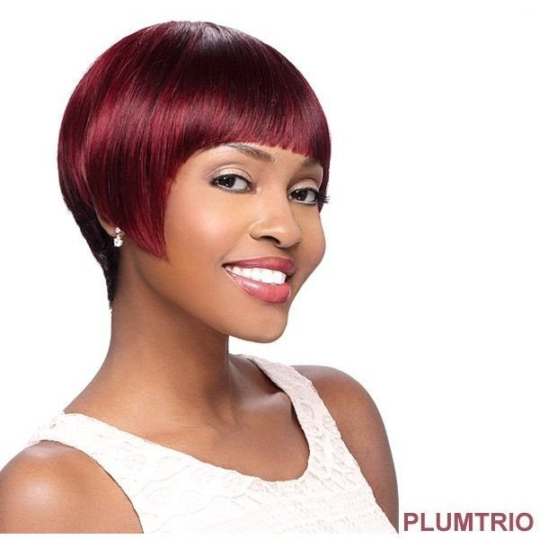 Sensationnel perruque JESSY (Bump wig) * coloris Plum Trio