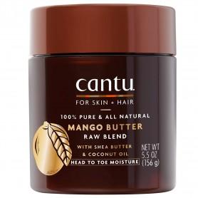 CANTU Beurre végétale pour corps et cheveux MANGO BUTTER 156g