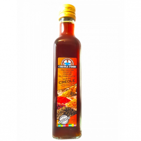 CREOLE FOOD Vinaigre de canne à sucre aux épices créoles 25cl
