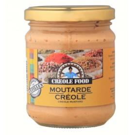 CREOLE FOOD Moutarde Créole 100g