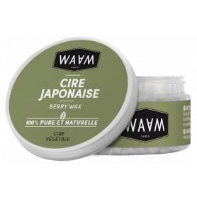 Cire végétale japonaise 100% PURE ET NATURELLE 50g