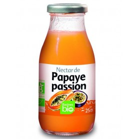 RACINES ORGANIC Papaya Nectar passion ORGANIC 25cl