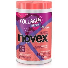 NOVEX Masque capillaire cheveux abîmés au COLLAGEN 1kg
