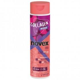 NOVEX Shampoing pour cheveux abîmés au COLLAGENE 300ml