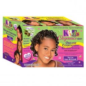 AFRICA'S BEST Kit défrisant pour enfants REGULAR