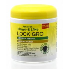 Crème capillaire nourrissante LOCK GRO 453g