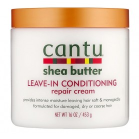 CANTU Shea Butter Repair Cream 453g (leave in cond.) *new packaging