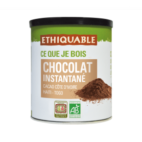 Chocolat en poudre instantané BIO 400g