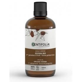 CENTIFOLIA Organic virgin JOJOBA oil 100% PURE