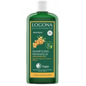 LOGONA Organic Sea Buckthorn Repair Shampoo 250ml