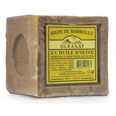 Savon de marseille à l'huile d'olive 72% 300g