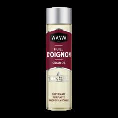 Huile d'Oignon 100% pure et végétale 100ml