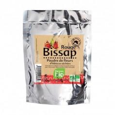 Bissap poudre d'hibiscus rouge BIO 120g