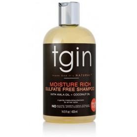 TGIN Sulfate Free Moisturizing Shampoo AMLA COCO 400ml (Moisture Rich Shampoo)