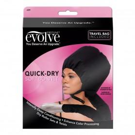 Casque souflant sèche cheveux QUICK-DRY (Evolve)