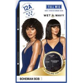 SENSAS perruque WET & WAVY BOHEMIAN BOB