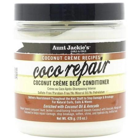 AUNT JACKIE'S Après-shampooing COCO 436ml (COCO REPAIR)
