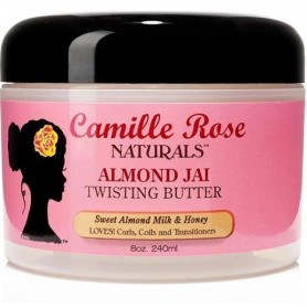 CAMILLE ROSE NATURALS Twisting Butter HONEY ALMOND ALMOND JAI 240ml (Twisting Butter)
