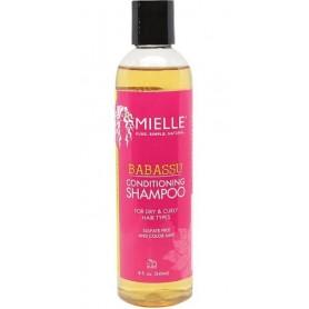 MIELLE ORGANICS Shampoing HUILE DE BABASSU 240 ml (Conditioning Shampoo)