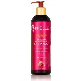 MIELLE Shampooing hydratant GRENADE & MIEL 355ml (Moisturizing and Detangling)