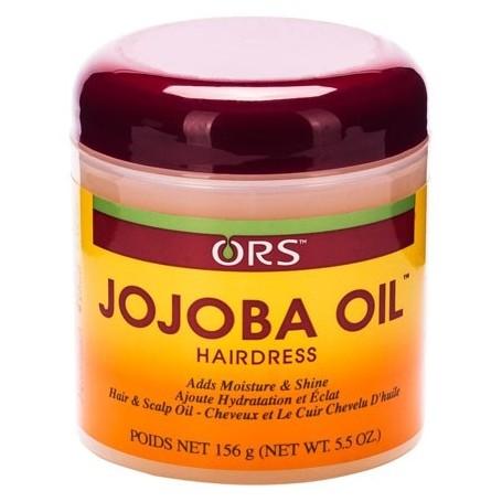 ORS Brillantine à l'huile de Jojoba 156g