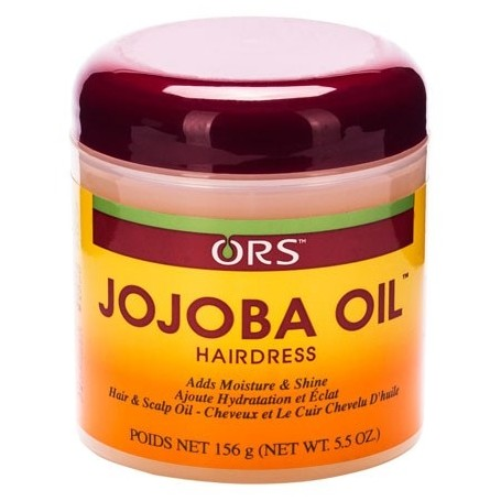 ORS Brillantine with Jojoba Oil 156g