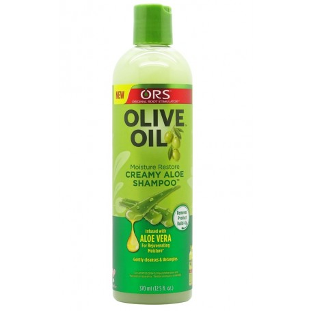 Organic Root Shampoo ALOE VERA 37ml