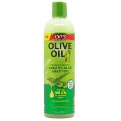 Cream shampoo with olive oil and aloe 370ml