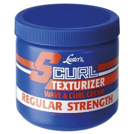 SCURL Texturizer Wave & Curl 425g * formule NORMALE
