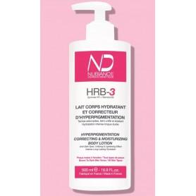 NUBIANCE Body Lotion Hyperpigmentation Corrector HRB3 500ml