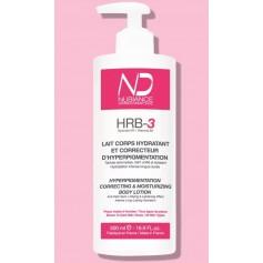 Lait corps Correcteur d'Hyperpigmentation HRB3 500ml
