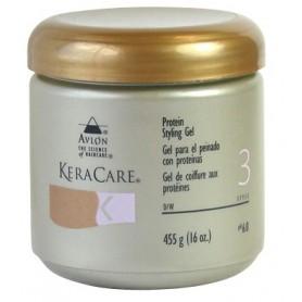 KERACARE Protein Styling Gel 455g (Protein Styling Gel)