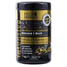 REAL NATURA Masque réparateur PRO-REPARACAO Bomba café 1kg