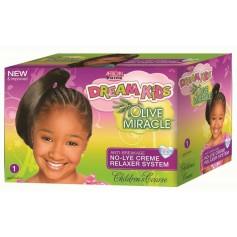 Kit défrisant pour enfants cheveux épais (Coarse)