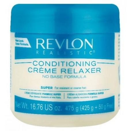 REVLON Crème défrisante formule Super 425g